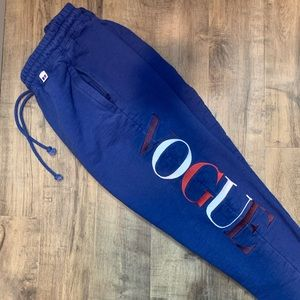 Kith Vogue Russell Athletic Sweats